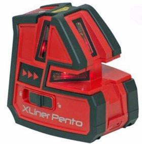 Лазерный нивелир Condtrol XLiner Pento +штатив