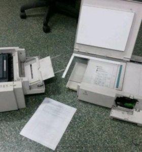 Принтер лазерный HP LJ6P и ксерокс