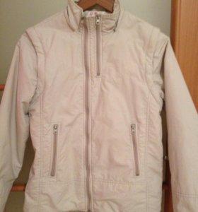 Куртка демисезонная р-р44-46