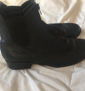Продам ботинки для верховой езды