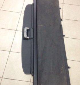 Штора багажника на Nissan X-Trael