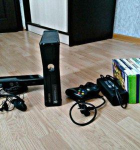 Xbox 360 500 GB + GTA 5 в подарок
