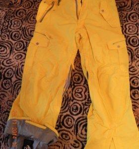 костюм сноубордический мужской