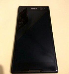 2 телефона Sony xperia c3 dual