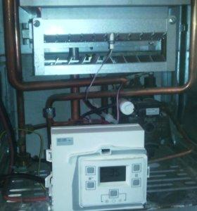 Срочный ремонт газовых котлов колонок