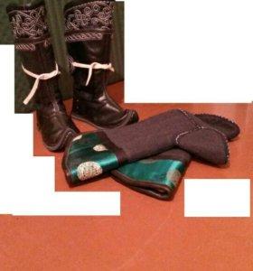 Обувь национальная - Маймаки