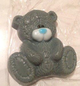 """Мыло ручной работы""""Мишка Тедди"""""""