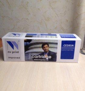 Картридж для принтера CE 285 A