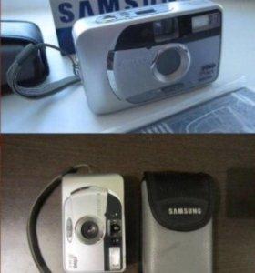 Плёночный фотоаппарат Samsung Fino 35 DLX
