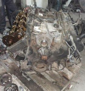 Мотор 5.4 Lincoln navigator ford