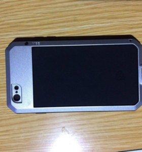 Чехол на iPhone 6 Plus бронированный