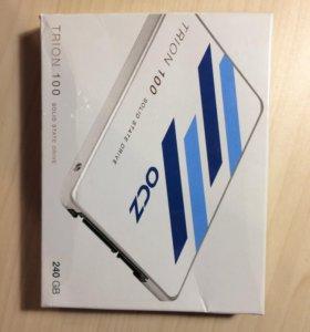 SSD-накопитель OCZ Trion