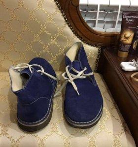 Ботинки мужские loriblu