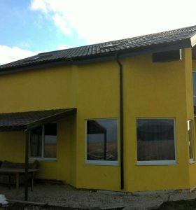 Жилой дом 134 кв.м. На участке 12, 5 соток