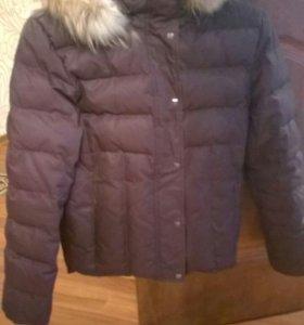Зимняя женская куртка на пуху Savage