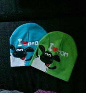 Новая детская шапка!!!