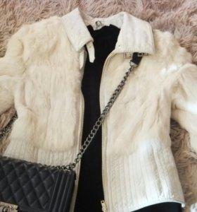 Меховая куртка (кожанка)