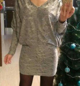 Платье-туника WAGGON