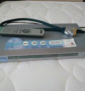 Видеоплеер SONI CD/DVD Player