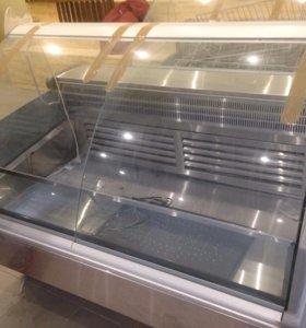 Морозильные витрины Криспи