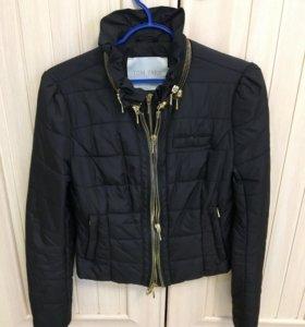 Укорочённая стильная куртка