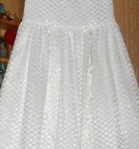 Платье рост 100-116 см