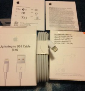 Apple lightning Кабель iPhone 5,6,iPad