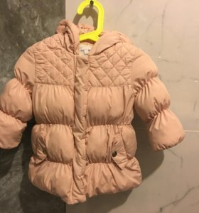 Куртка Chloe на малышку