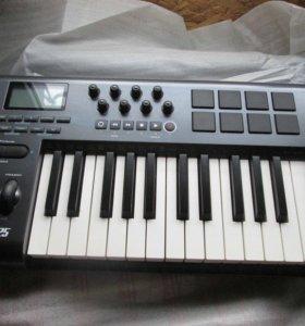 Миди клавиатура M-audio 25.