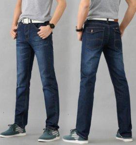 Мужские джинсы размер 33
