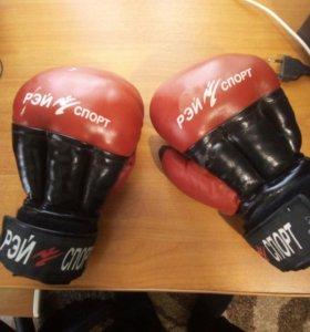 """Перчатки для рукопашного боя """"Рэй спорт"""""""