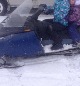 Снегоход ямаха cs340