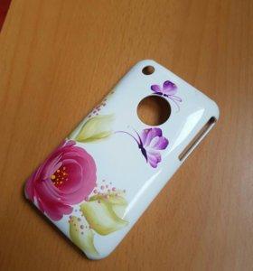 Чехол на iPhone 3
