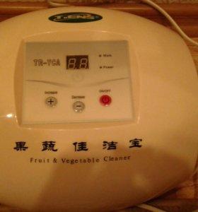 Прибор для очистки фруктов и овощей от пестицидов