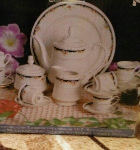 Кофейный сервиз КНР