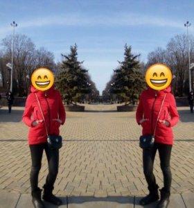 Куртка 42-44 S