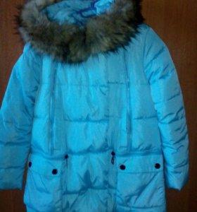 Продам зимнюю куртку в хорошем состоянии