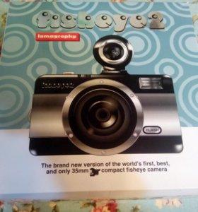 Фотоаппарат lomography fisheye2