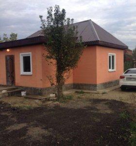 Дом газоблок 300мм