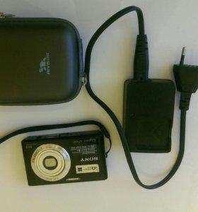 Фотоаппарат Sony Cybert-Shot DSC-W330