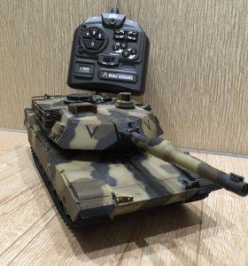"""Радиоуправляемый танк """"Abrams"""""""