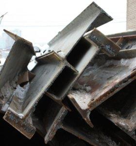 Двутавровая балка стальная бу