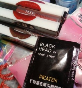 Маска для очищения лица от черных точек.