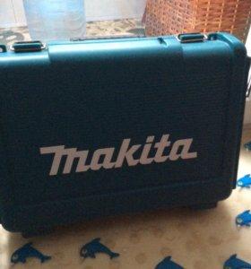 Кейс для шуруповёрт  makita