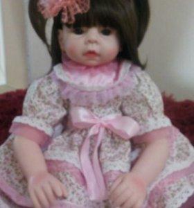 Кукла реборн 55см.