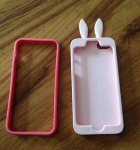 Чехлы на айфон 5,5s; на Samsung galaxy s3 mini