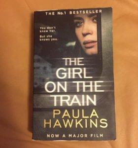 Книга Девушка в поезде на английском