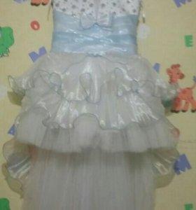 Платье Флажок)