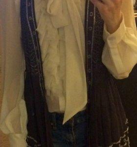 Блуза + туника