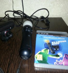 PlayStation Move и PlayStation Eye
